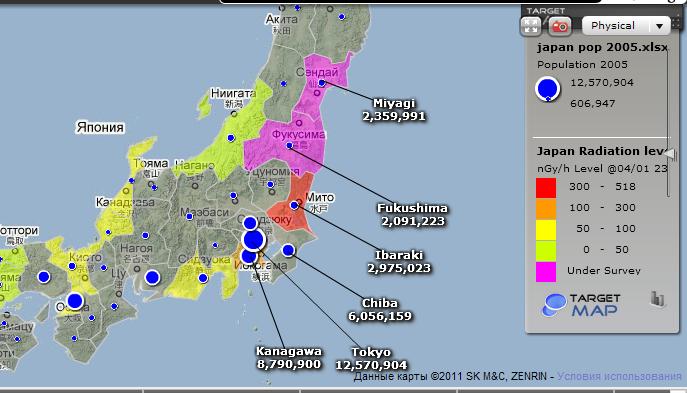 radiation-japan
